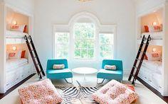Decoración de #dormitorios para familias numerosas