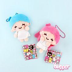 Little Twin Stars Plushies - Kiki