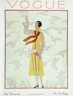 Vogue Cover February 1926