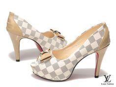 Louis Vuitton High Heels Cheap Louis vuitton Run for the He heels cheap |2013 Fashion High Heels|
