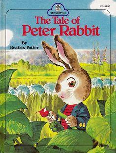 Beatrix Potter vintage kids book The Tale of by OnceUponABookshop, $4.00