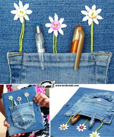 Cute idea! I remember covering all my textbooks in paper when i was in school. Cloth/fabric would be such a fun alternative.