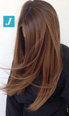 Irripetibili sfumature firmate Degradé Joelle. #cdj #degradejoelle #tagliopuntearia #degradé #welovecdj #igers #naturalshades #hair #hairstyle #haircolour #haircut #fashion #longhair #style #hairfashion
