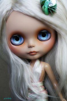 5580231771_fa205826f1_bBlythe Séduisante, Blythe Beautiful, Weird Dolls, Blondes Blythe Dolls, Blythe Pullip, Blythe Obsession, Hair Color, Dolls Faces, Blythe Dolly