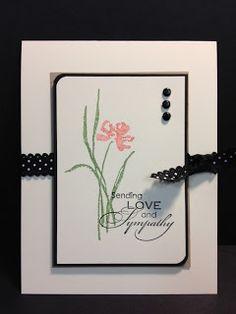 My Creative Corner!: Sympathy Cards