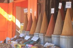 Mountains of Spice. Morocco.