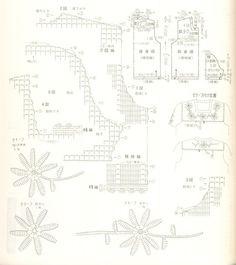 crochelinhasagulhas: Blusa branca em crochê Floor Plans, Diagram, Blouse, White Women's Hoodies, Crochet Batwing Tops, Craft, Vestidos, Needlepoint, Cute Blouses
