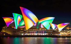 Vivid Sydney Experience only at Swissotel Sydney! #VIVID #seeaustralia #sydney #australia