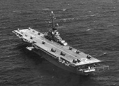 Essex class USS Leyte (CV-32)