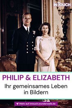 So schön war das gemeinsame Leben von Prinz Philip und Queen Elizabeth... #prinzphilip #queenelizabeth #britischeroyals #royals #royalnews #promis #stars #vipnews #prominews #intouch Prinz Philip, Prinz William, Elizabeth Ii, Meghan Markle, Royal News, Vip News, Tricks, Formal, Style