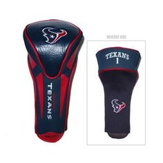 Houston Texans NFL Single Apex Jumbo Headcover