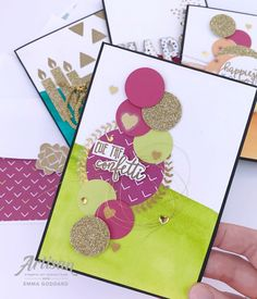 Picture Perfect Birthday – Stampin' Up! Artisan Blog Hop