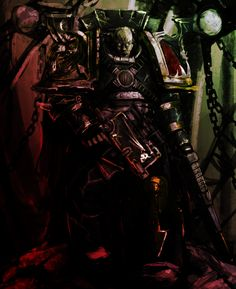 bolter chaos night_lords slaine69 space_marines