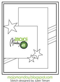 mojo monday sketch challenge mojo411