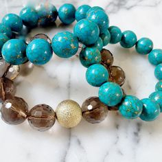Turquoise L.W.N. treasures. The perfect boho chic accessory. www.shoplwn.com