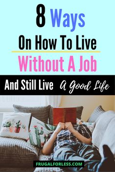 Do you dream of avoiding regular jobs so you can learn how to live without a job and still live a good life? Tightening Face Mask, Cities In Germany, Good Habits, Ways To Save Money, Be Still, Life Is Good, Dreaming Of You, Frugal Living