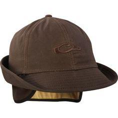Drake Waterfowl Men's Hat (Brown Dark, Size One Size) - Men's Outdoor Apparel, Men's Hunting/Fishing Headwear at Academy Sports
