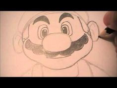 How to Draw Mario Like a Pro