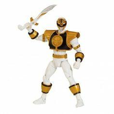 Power Rangers Megaforce Armored Mighty Morphin White Ranger