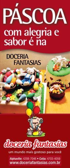 Doceria Fantasias - Páscoa