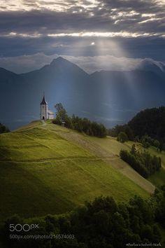 Ray of hope (Barbara Seiberl-Stark / St.Pölten / Österreich) #NIKON D4S #landscape #photo #nature