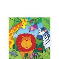 Jungle Party Supplies - Jungle Theme Party Decorations & Ideas - Party City