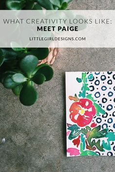 What Creativity Looks Like: Meet Paige Happy Journal, Art Diary, Pinterest Diy, Art Journals, Happy Life, Inspire Me, How To Introduce Yourself, Portland, Creative Ideas