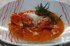 Parmigiana di carote, ricetta vegetariana