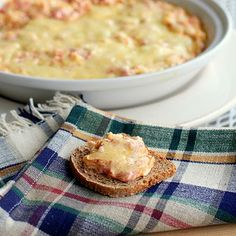 Hot Reuben Dip for St. Patrick's Day