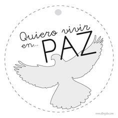 Medalla Vivir en Paz