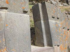 Inca Ruins at Ollantaytambo by STansill