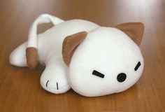 Cat Pattern Cute Kitty stuffed animal - PDF. $9.00, via Etsy.....mabey I should learn to sow....