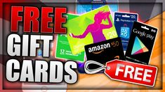 How To Get FREE Gift Cards! - WORKING 2017!! (FREE Xbox Live, iTunes, Amazon, Steam & MORE!!)