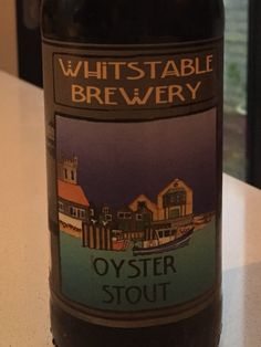 #57 Whistable Brewery Oyster Stout - Clean, crisp, bitter chocolate tasting 2/5 (04/05/2015)
