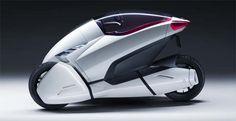 Honda 3R-C Electric Three-Wheeler