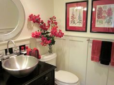 HomeGoods | Freshen-up The Powder Room