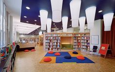 Image result for michael bierut school library project