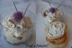 Mousse au thon - Mousse di tonno