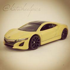 "'17 Acura NSX - 2017 Hot Wheels ""HW Exotics #hotwheels | #diecast | #toys | #hwp2017ml"