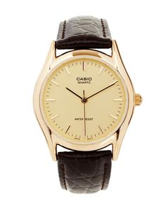 If you're going for old-school American glamour, keep the trend going with an equally handsome watch. Casio's simple design looks like something wed expect to find in a vintage JFK photo.   Casio, $40, available at American Apparel.
