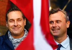 FPÖ würde Wahlergebnis abermals anfechten - nachrichten.at FPÖ-Parteichef Heinz-Christian Strache und Präsidentschaftskandidat Norbert Hofer Bild: Reuters Startseite Politik WIEN. Auf heftige Kritik beim Team von