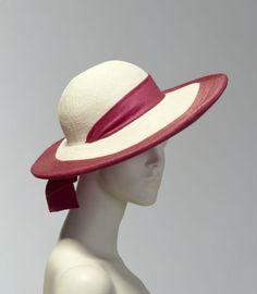 Hat, Henriette Lamotte, 1964.
