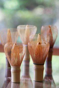 japanese bamboo whisk - for matcha Japanese Bamboo, Japanese Modern, Japanese Culture, Uji Matcha, Asian Tea, Tea Powder, Japanese Tea Ceremony, Tea Art, Matcha Green Tea