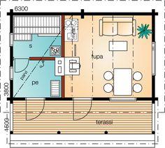 Floor Plans, Cottage, Houses, Architecture, Home Decor, Homes, Arquitetura, Homemade Home Decor, Casa De Campo