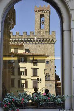 298  Museo Nazionale del Bargello (vista da Piazza San Firenze), Firenze, Toscana (foto di Nadia Ferrando)