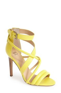 Joe's 'Robbie' Leather Tube Strap Sandal (Women) available at #Nordstrom