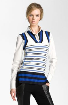10 Crosby Derek Lam Sweater Vest available at #Nordstrom