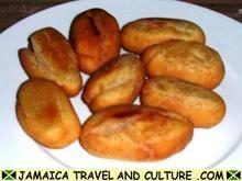 Festival - Jamaican bread - gonna make this with Jerk chicken