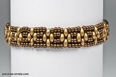 simple twin bead bracelet - the picture tells all.