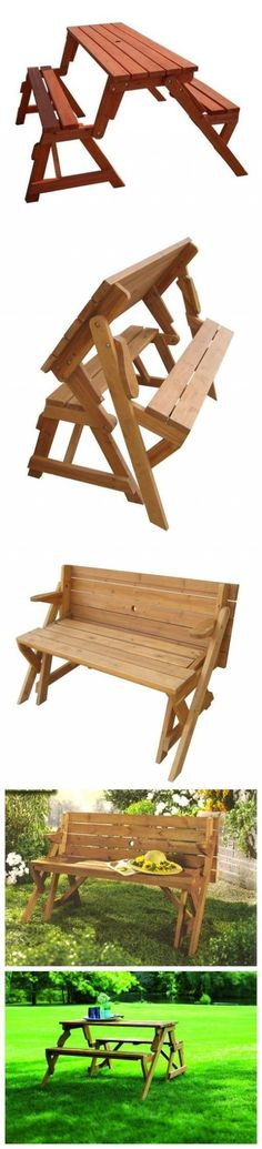 22 Lovely Images Of Folding Bench and Picnic Table Combo Pdf Woodworking Plan Check more at http://www.pack621.us/folding-bench-and-picnic-table-combo-pdf-woodworking-plan/ #woodworkingbench